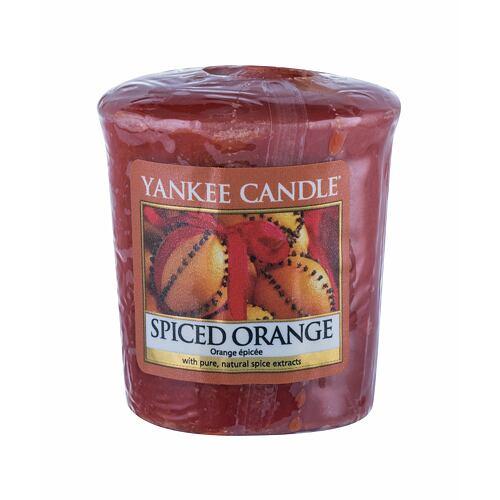 Vonná svíčka Yankee Candle Spiced Orange 49 g