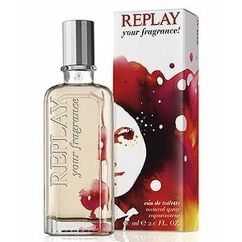 Toaletní voda Replay Your Fragrance! For Her