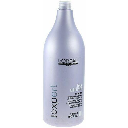 L´Oréal Professionnel Série Expert Expert Liss Ultime šampon 1500 ml pro ženy