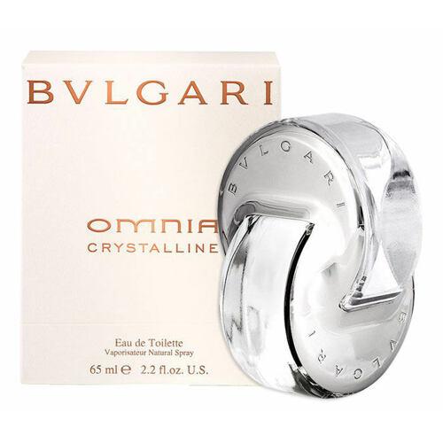 Bvlgari Omnia Crystalline EDT 65 ml Poškozená krabička pro ženy