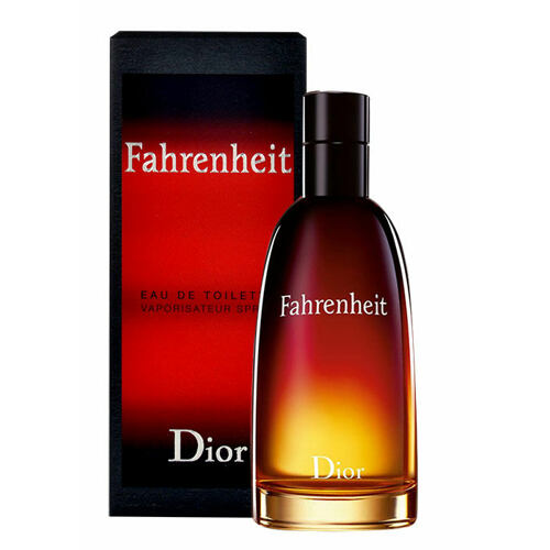 Christian Dior Fahrenheit EDT 50 ml Poškozená krabička pro muže