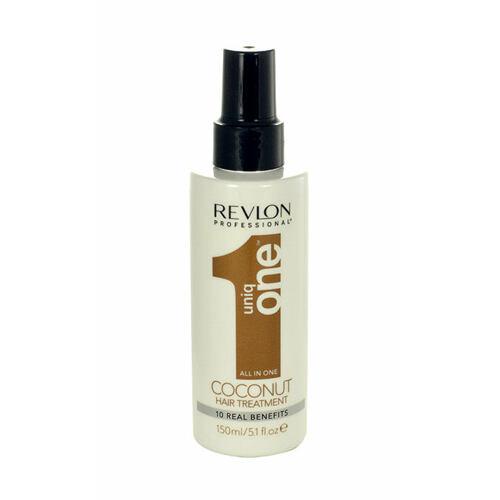 Revlon Uniq One Coconut maska na vlasy 9 ml pro ženy