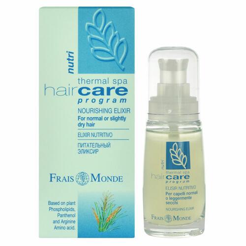 Frais Monde Hair Care Program Nutri Nourishing Elixir olej a sérum na vlasy 30 ml pro ženy