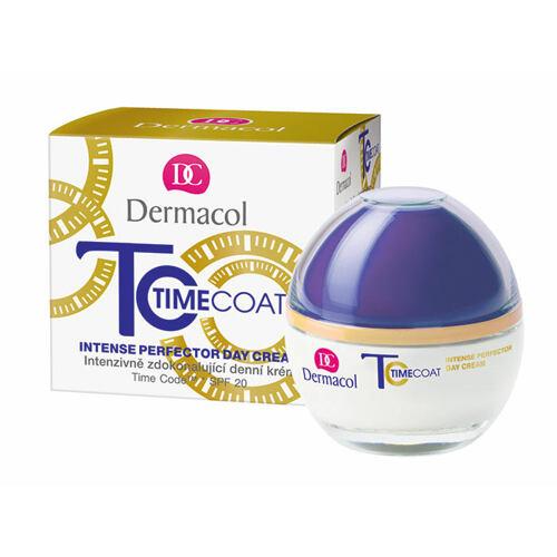 Dermacol Time Coat Intense Perfector SPF 20 denní pleťový krém dárková kazeta pro ženy