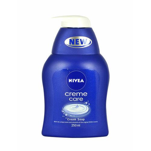 Nivea Creme Care Care Soap tekuté mýdlo 250 ml pro ženy