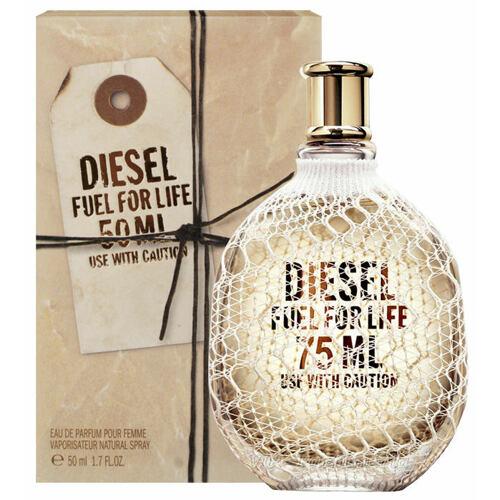 Diesel Fuel For Life Femme EDP 75 ml Poškozená krabička pro ženy