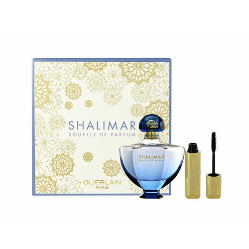 Guerlain Shalimar Souffle de Parfum EDP EDP 50 ml + řasenka Cils D´Enfer 8,5 ml pro ženy