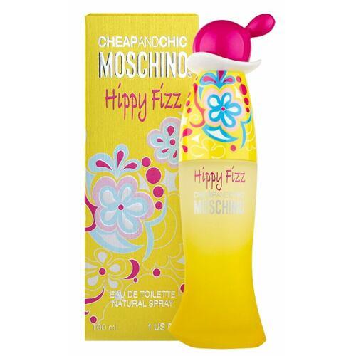 Moschino Cheap And Chic Hippy Fizz EDT 100 ml Poškozená krabička pro ženy
