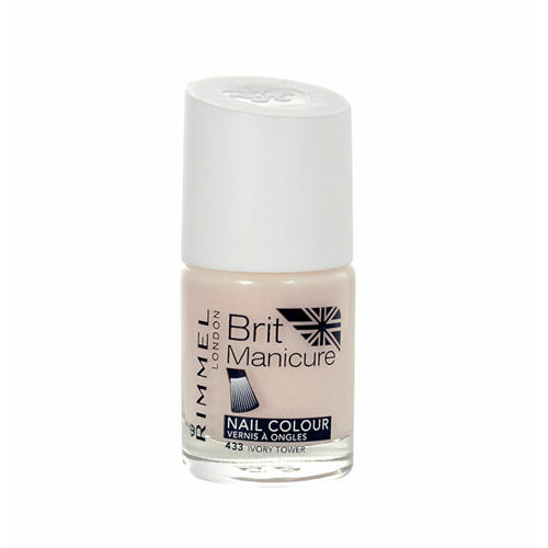 Rimmel London Brit Manicure lak na nehty 12 ml pro ženy