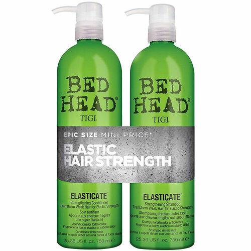 Tigi Bed Head Elasticate šampon šampon 750 ml + kondicionér 750 ml pro ženy