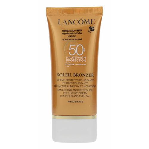 Lancome Soleil Bronzer SPF50 opalovací přípravek na obličej 50 ml Tester pro ženy