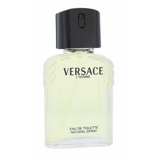 Versace L´Homme EDT 100 ml pro muže