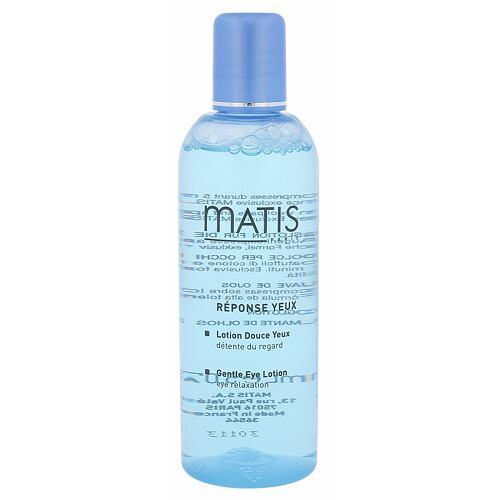 Matis Réponse Yeux Gentle Eye Lotion čisticí voda 200 ml pro ženy