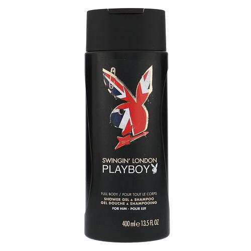 Playboy London For Him sprchový gel 400 ml pro muže
