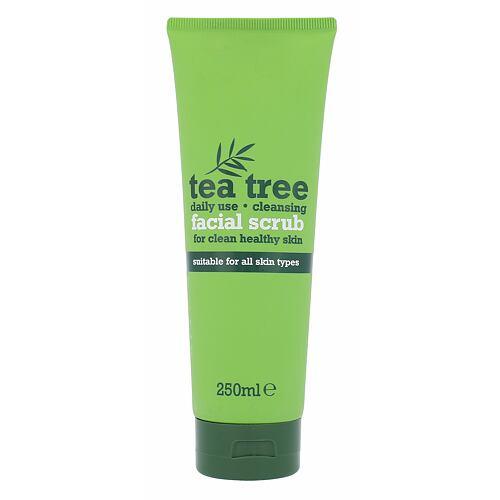 Xpel Tea Tree peeling 250 ml pro ženy