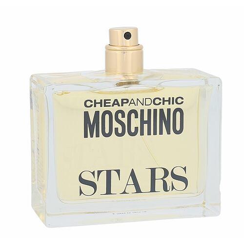 Moschino Cheap And Chic Stars EDP 100 ml Tester pro ženy