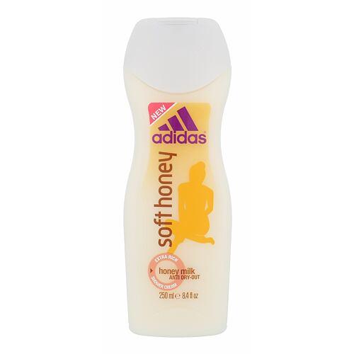 Adidas Soft Honey sprchový gel 250 ml pro ženy