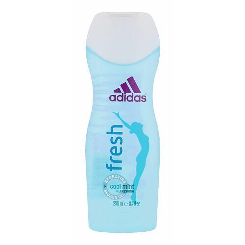 Adidas Fresh For Women sprchový gel 250 ml pro ženy