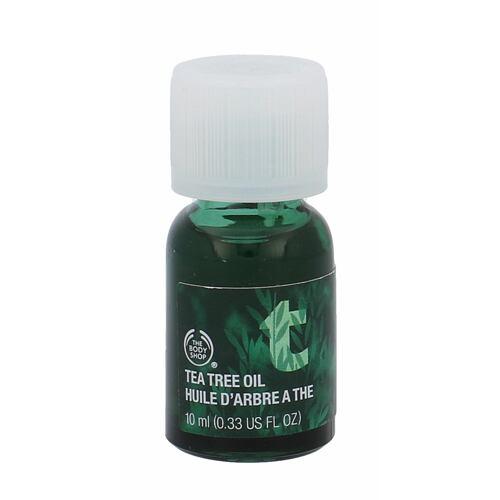 The Body Shop Tea Tree Blemish Gel tělový olej 10 ml Tester Unisex