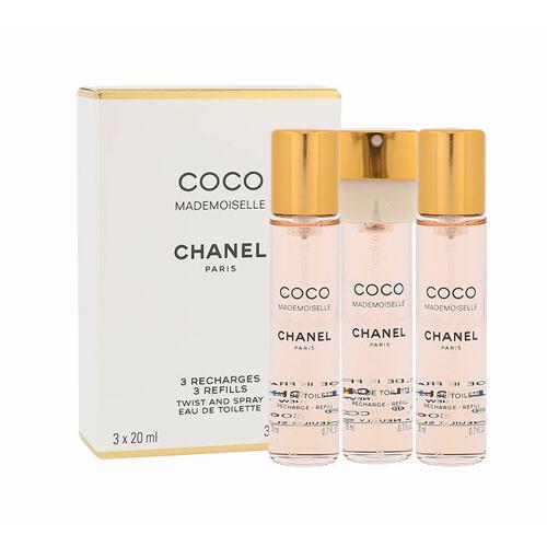 Chanel Coco Mademoiselle EDT 20 ml Náplň pro ženy