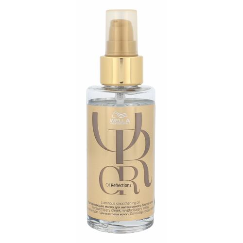 Wella Oil Reflections Luminous Smoothening Oil olej a sérum na vlasy 100 ml pro ženy