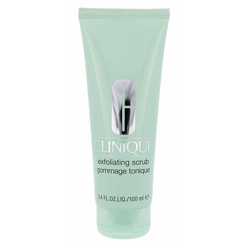 Clinique Exfoliating Scrub peeling 100 ml pro ženy