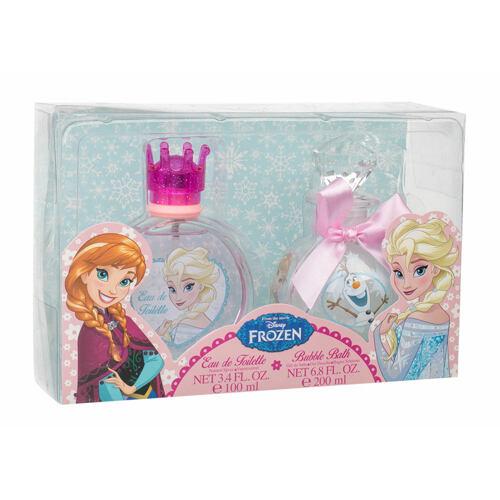 Disney Frozen EDT EDT 100 ml + pěna do koupele 200 ml Unisex