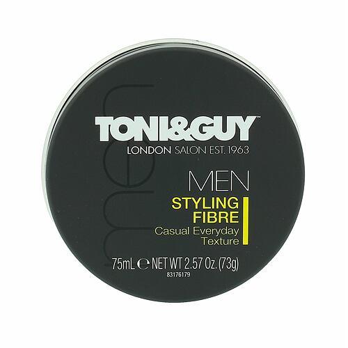 Toni&Guy Men Styling Fibre vosk na vlasy 75 ml pro muže