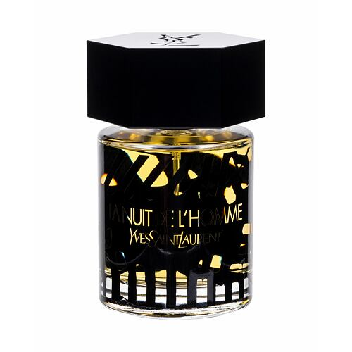 Yves Saint Laurent La Nuit de L´ Homme Edition Art EDT 100 ml pro muže