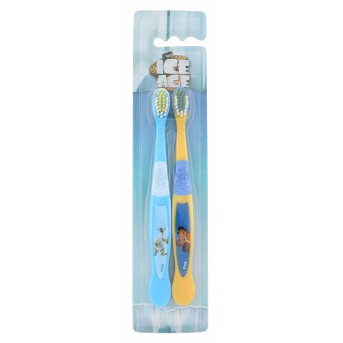 Ice Age Toothbrush zubní kartáček zubní kartáček 2 ks Unisex