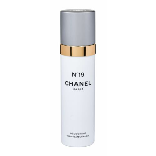 Chanel No. 19 deodorant 100 ml pro ženy