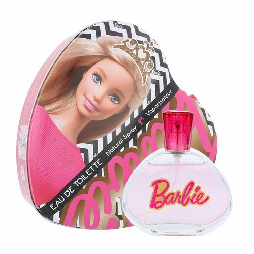 Barbie Barbie EDT EDT 100 ml + plechová krabička Unisex