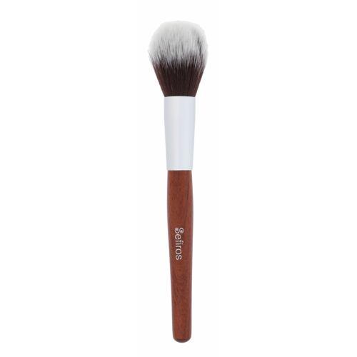 Sefiros Brushes Red Wood Large Powder Brush štětec 1 ks pro ženy