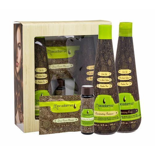 Macadamia Professional Rejuvenating šampon dárková kazeta pro ženy