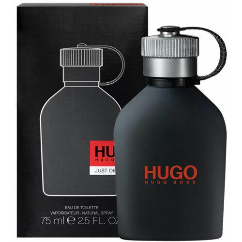 Hugo Boss Hugo Just Different EDT 200 ml Poškozená krabička pro muže