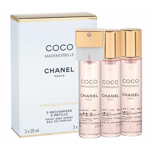 Chanel Coco Mademoiselle EDP 20 ml Náplň pro ženy
