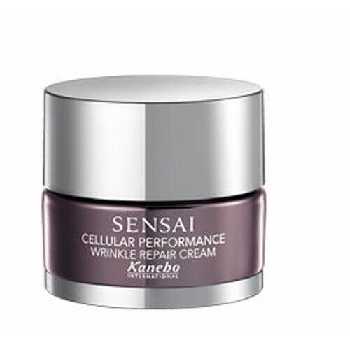 Sensai Cellular Performance Wrinkle Repair Cream denní pleťový krém 40 ml Poškozená krabička pro ženy