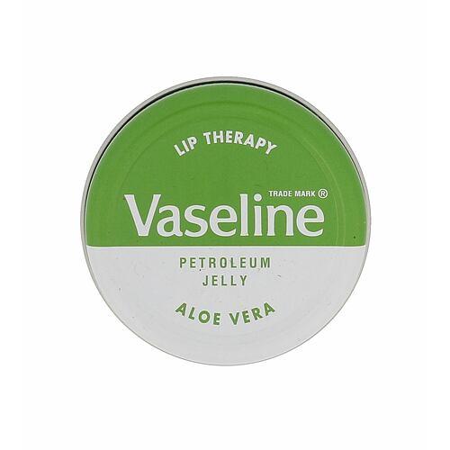 Vaseline Lip Therapy Aloe Vera balzám na rty 20 g pro ženy