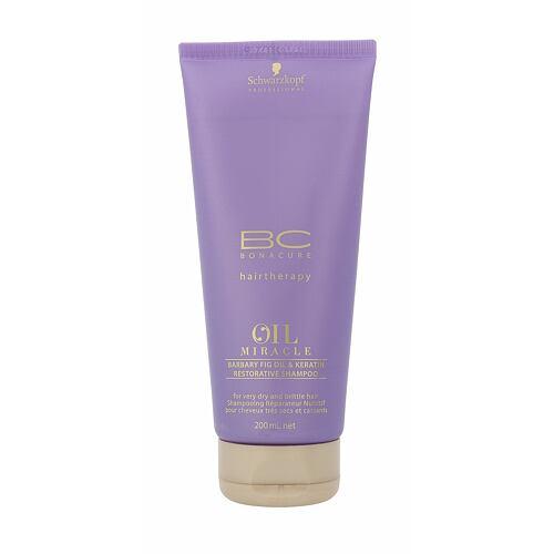 Schwarzkopf BC Bonacure Oil Miracle Barbary Fig Oil šampon 200 ml pro ženy