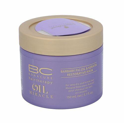 Schwarzkopf BC Bonacure Oil Miracle Barbary Fig & Keratin maska na vlasy 150 ml pro ženy