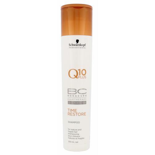 Schwarzkopf BC Bonacure Q10 Time Restore šampon 250 ml pro ženy