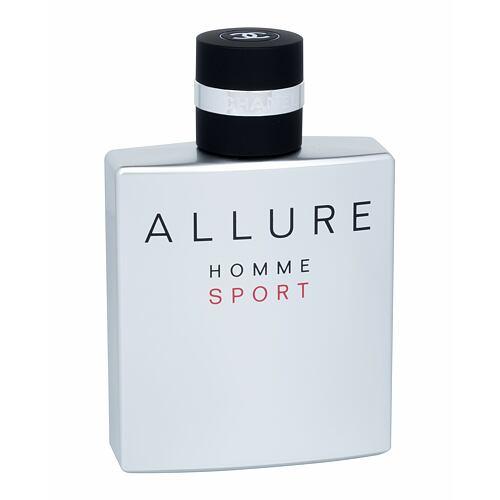 Chanel Allure Homme Sport EDT 100 ml Poškozená krabička pro muže