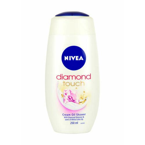 Nivea Care & Diamond sprchový gel 250 ml pro ženy