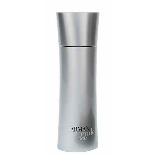 Giorgio Armani Code Ice EDT 75 ml pro muže