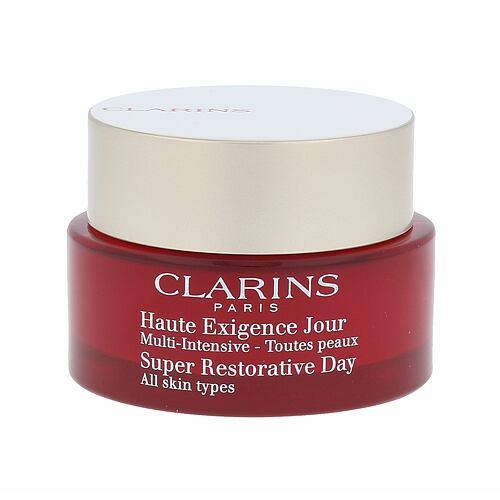 Clarins Super Restorative denní pleťový krém 50 ml pro ženy