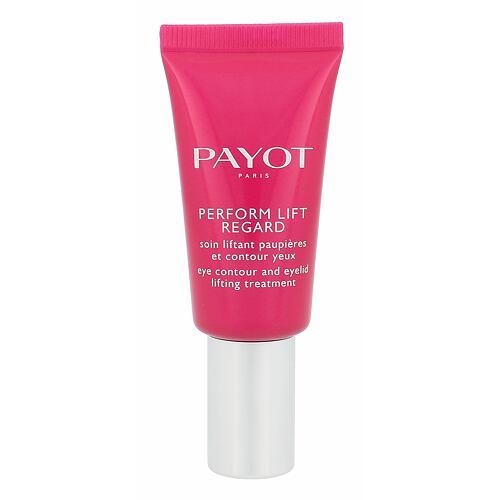 Payot Perform Lift Eyelid Lifting Care oční krém 15 ml pro ženy
