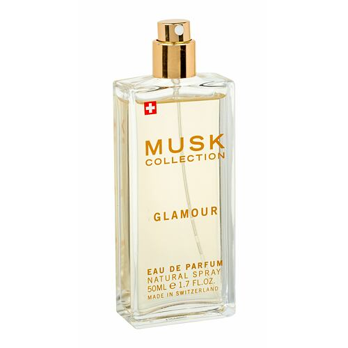 MUSK Collection Glamour EDP 50 ml Tester pro ženy