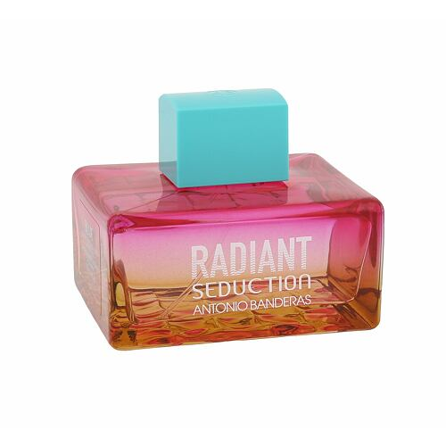 Antonio Banderas Radiant Seduction Blue EDT 100 ml pro ženy