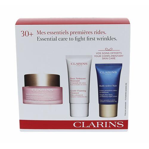 Clarins Multi Active denní pleťový krém dárková kazeta pro ženy