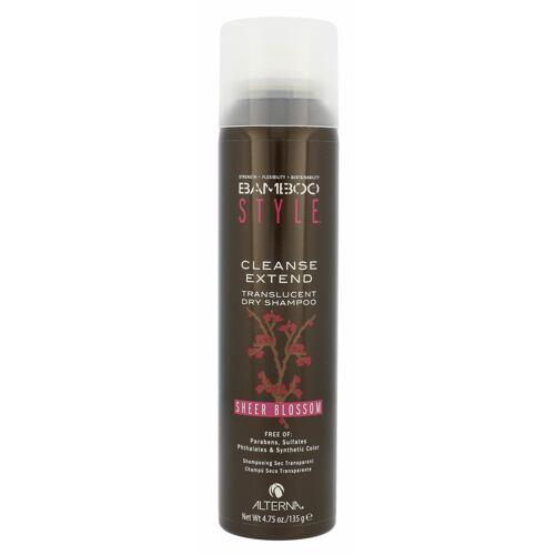 Alterna Bamboo Style Cleanse Extend suchý šampon 135 g pro ženy
